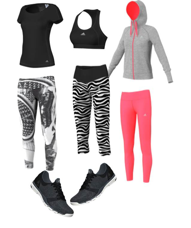adidas fitness collection